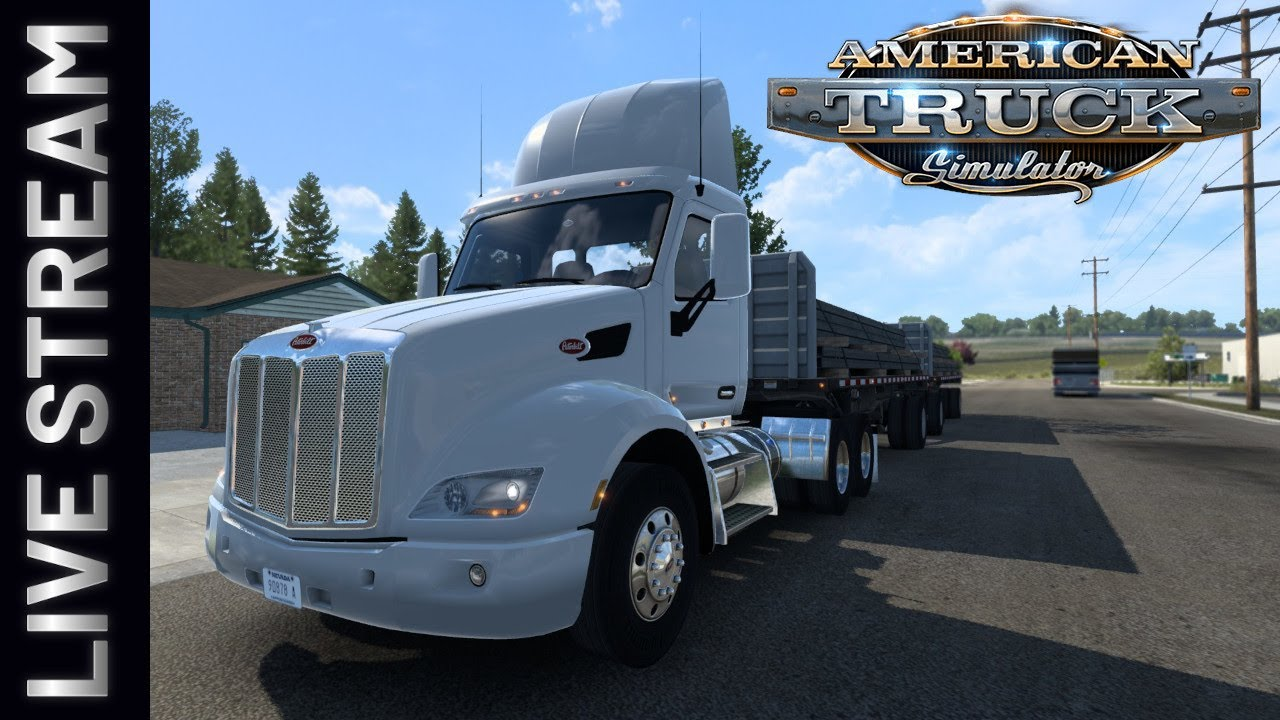 Download ATS LIVE From Scratch 2021 #2