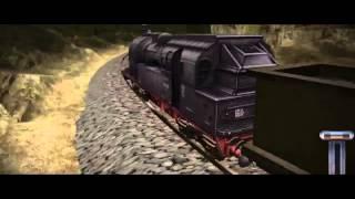 Trains Simulator : Subway HD Android Trailer!
