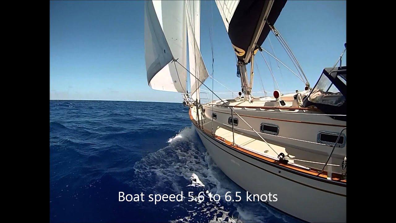Sailing Royal Island To Abacos