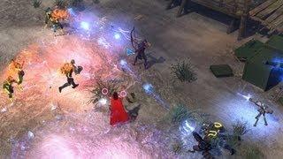 Buccaneer Beach - Marvel Heroes Gameplay (PC)