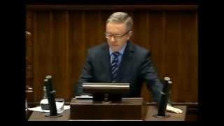 Krzysztof Szczerski podsumowanie Donalda Tuska
