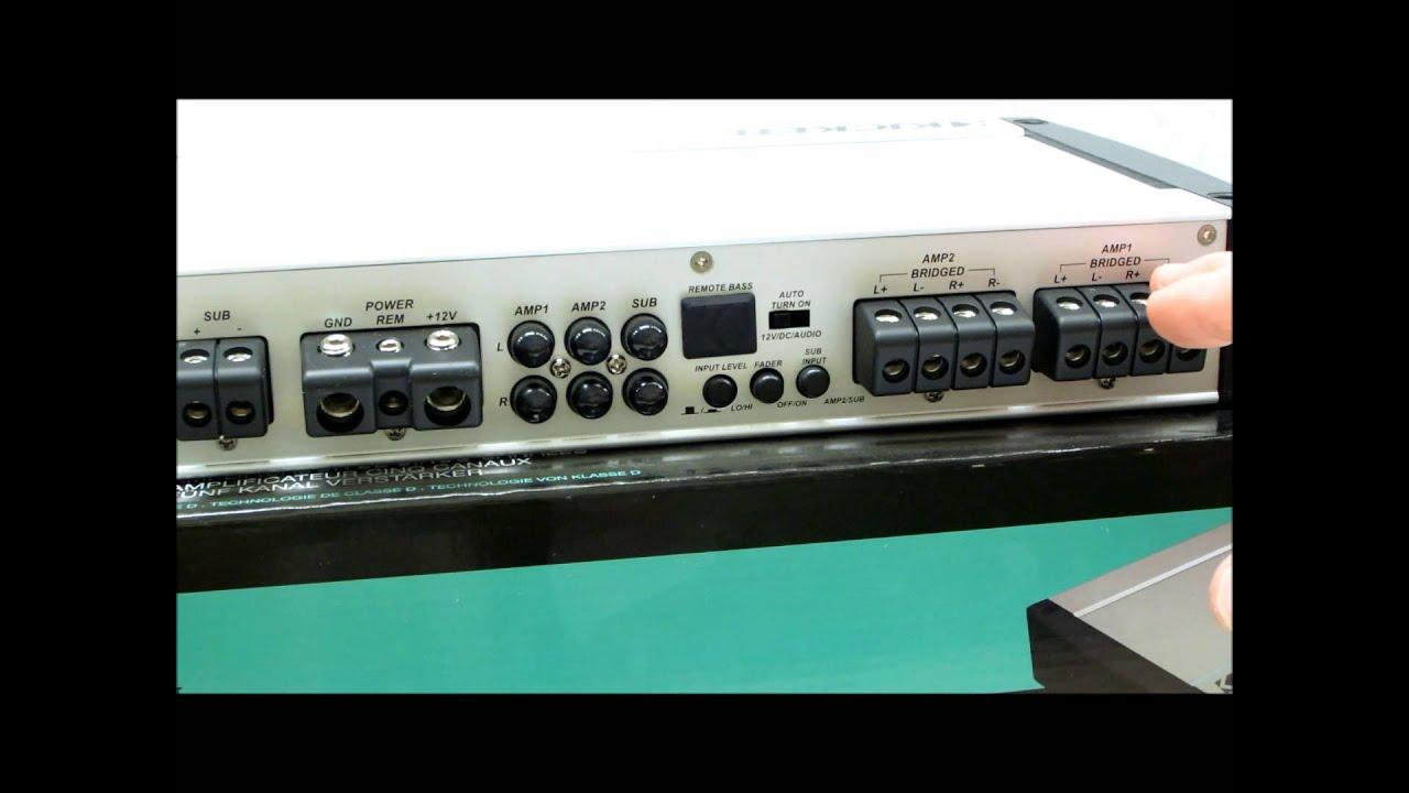 kicker 5 channel amp wiring diagram wiring diagram schematics  kicker zx350 4 4 channel amplifier