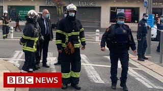 Nice attack: Mayor says deadly stabbing points to terrorism - BBC News