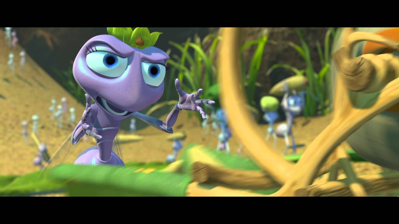 A Bug's life- Megaminimondo (TBD) - Trailer