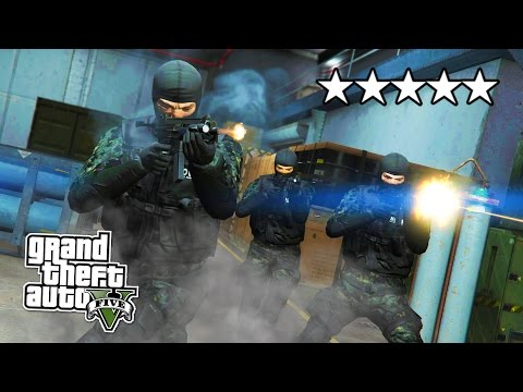 GTA 5 PC Mods - PLAY AS A SWAT TEAM MOD #3! GTA 5 SWAT Team