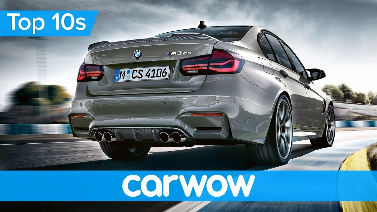 New Bmw M3 Cs 2018 Is It The Best M3 Ever Youtube