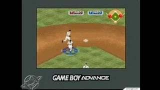 MLB SlugFest 20-04 Game Boy Gameplay_2003_02_11