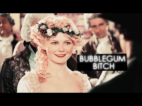 BUBBLEGUM BITCH. (Marie Antoinette)