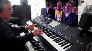 GENOS PLAYLIST - SECOND WALTZ PLAYED BY ROGER DIEHL