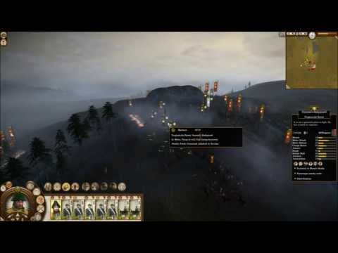 Total War Shogun 2 Fall of the Samurai Coop Campaign Part 35: Surprise Butt Stacks