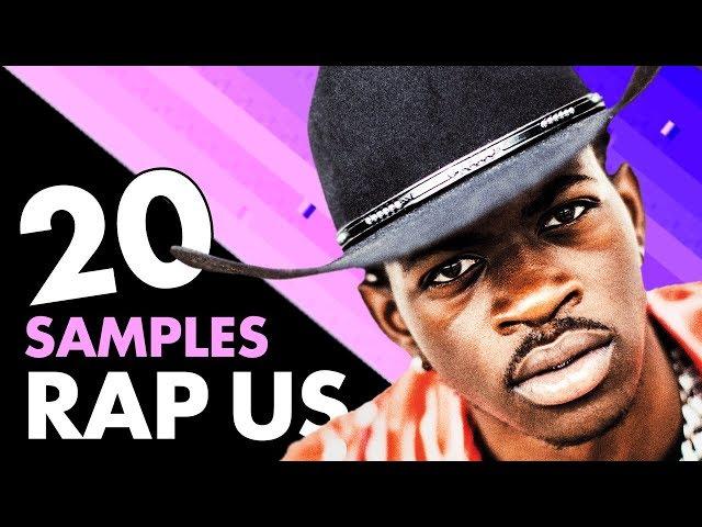 LES 20 SAMPLES DU RAP US (Lil Nas X, 50 Cent, Véronique Sanson)