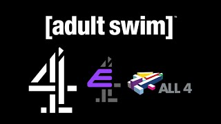 Adult Swim UK's First Night On E4 HD 15th February 2019 Continuity