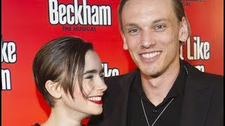 Are Lily Collins & Jamie Campbell Bower Back Together? See The Evidence On Instagram