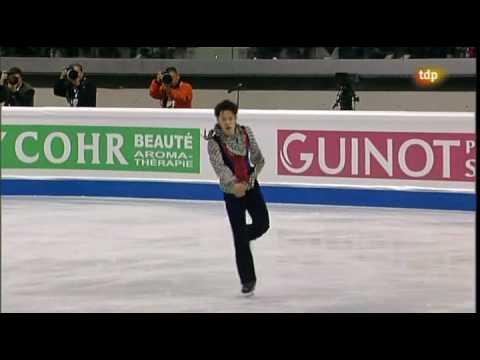 Daisuke Takahashi - World  Figure Skating Championship 2010 Torino - LP