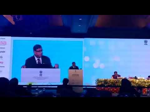 Shri P. S. Jayakumar, Managing Director, Bank of Baroda at India-Korea Business Summit