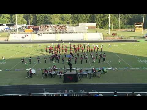 whitewater-wildcats-marching-band-at-carrollton-superbowl-of-sound-competition-10/2/2010