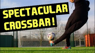 spectacular crossbar   outrageous crossbar shots   f2freestylers