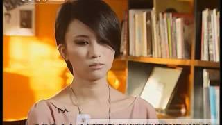 CCTV法语频道对话节目法语采访尚雯婕 (Shang Wenjie) thumbnail
