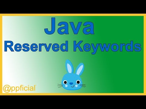 java-reserved-keywords---words-like-public-static-void-class-int-double---java-tutorial---appficial