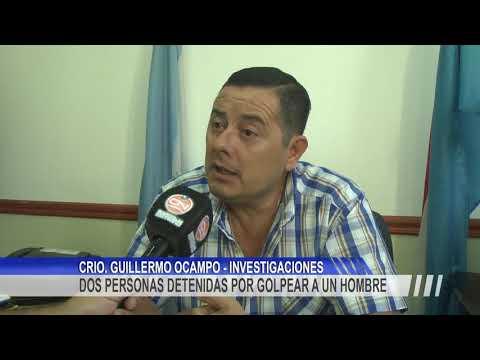 Dos detenidos por la brutal golpiza a un hombre de 31 años que esta internado en la UTI del Masvernat