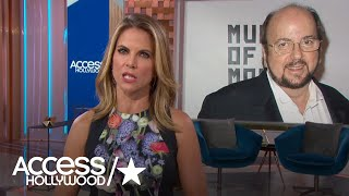 Natalie Morales Delivers Blistering Message To James Toback: 'Hopefully You Pay The Price Now'