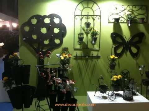 Especialista en decoraci n y el sector regalo feria for Feria decoracion madrid