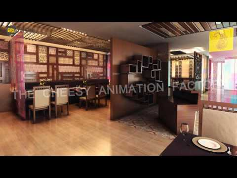 3D Architectural Rendering And Interior