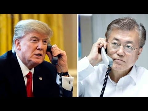ROK and US presidents to discuss DPRK in Washington