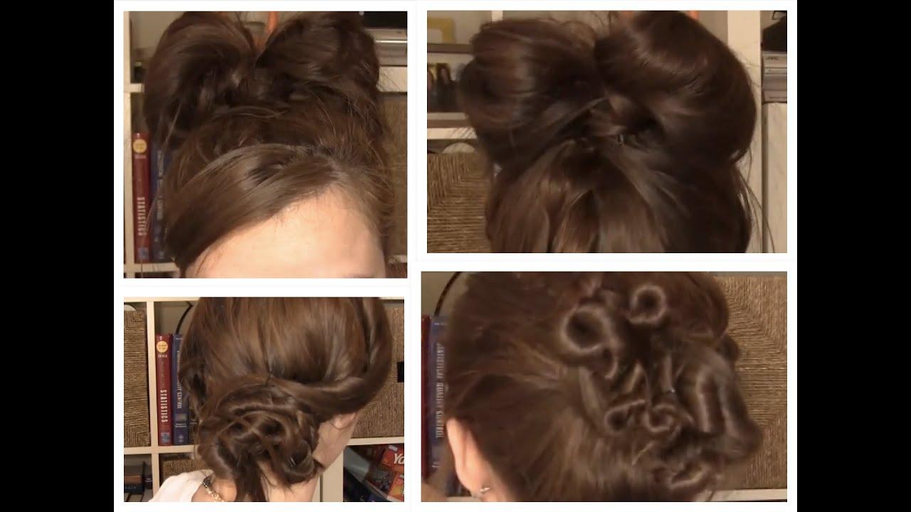 Lindo y sin esfuerzo peinados desenfadados Galería de cortes de pelo estilo - Peinados Desenfadados Paso A Paso   Las Mejores Imágenes ...
