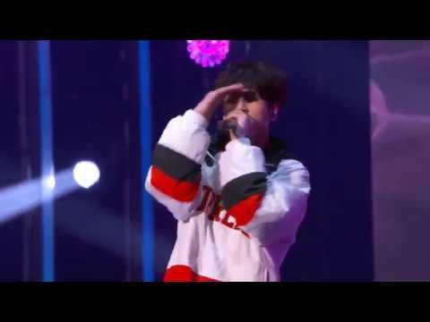 171129 HD BTS (방탄소년단)- SAVE ME Live On Jimmy Kimmel Show
