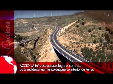 ACCIONA Vídeo resumen - Abril 2016