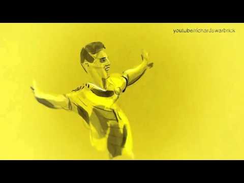 Animacion Gol James Rodriguez - Mejor Gol Copa Mundial de Futbol Colombia 2 - Uruguay 0