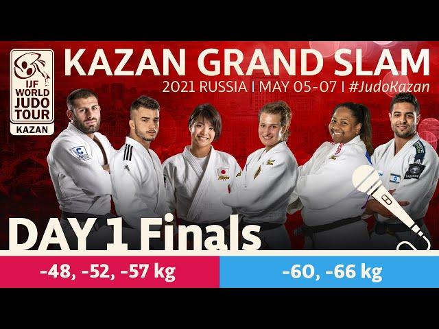 Day 1 - Finals: Kazan Grand Slam 2021