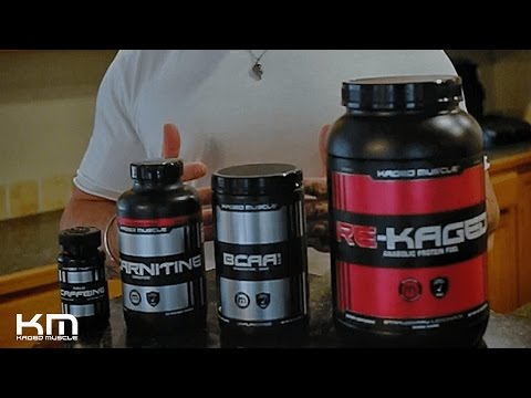 The Fat Loss Stack For The EU From KAGED MUSCLE