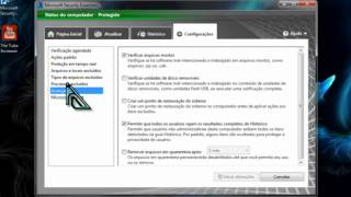 Como desativar o Microsoft security essentials
