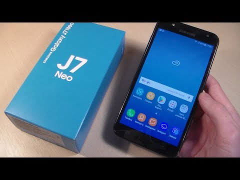 Обзор Samsung Galaxy J7 Neo (J701F)