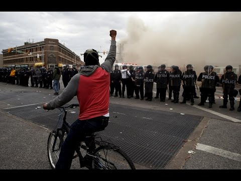 *New* Baltimore Riots - Shocking Raw And Uncut Compilation 2015