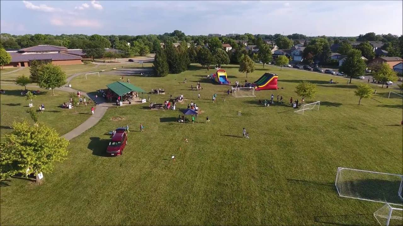 Olde Sawmill Dublin Ohio National Night Out - YouTube