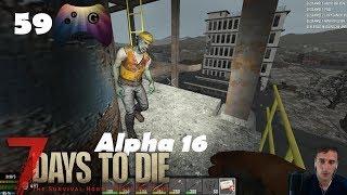 7 DAYS TO DIE|Alpha 16|WotW Mod|Folge 59| Auf die große Baustelle [deutsch]