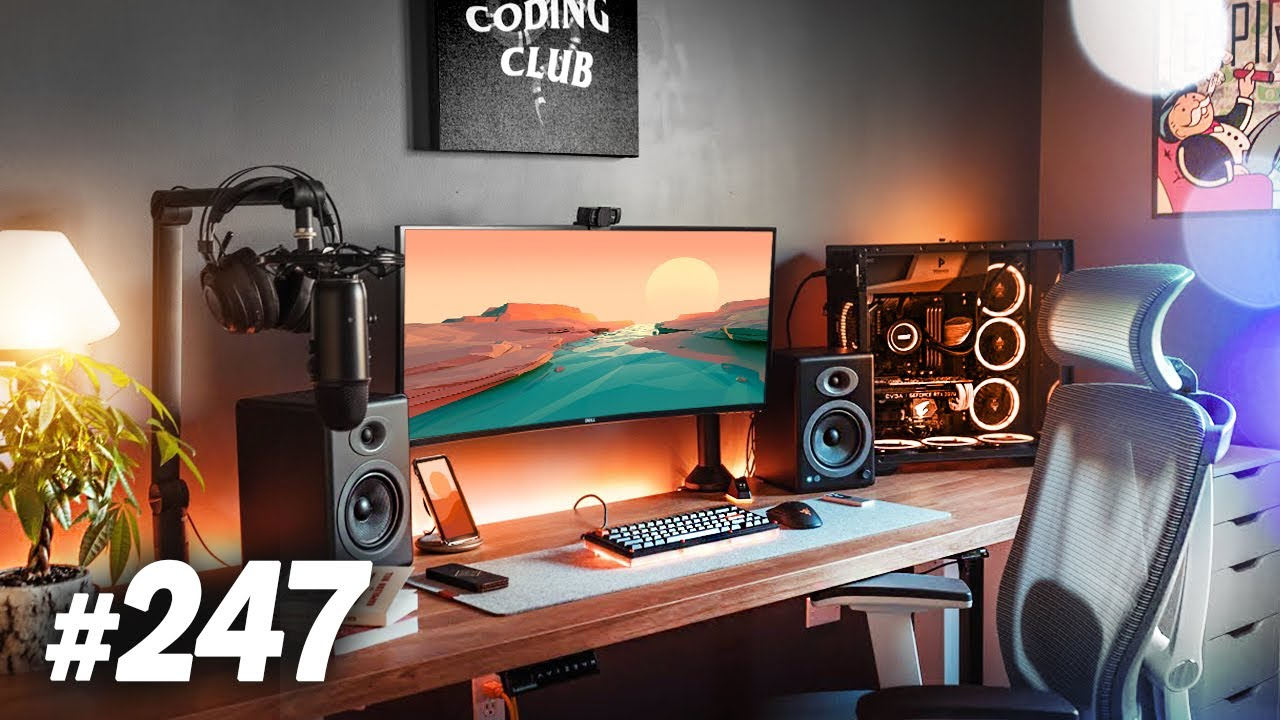 Room Tour Project 247  - Best Gaming Setups!