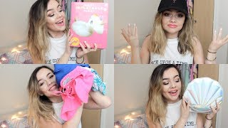 SUMMER HAUL!! | Emma Irving