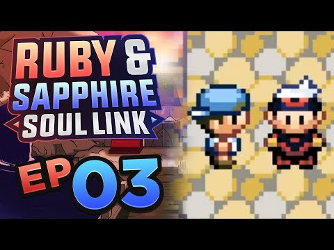 The First Death?! | Pokemon Ruby & Sapphire Soul Link - EP03