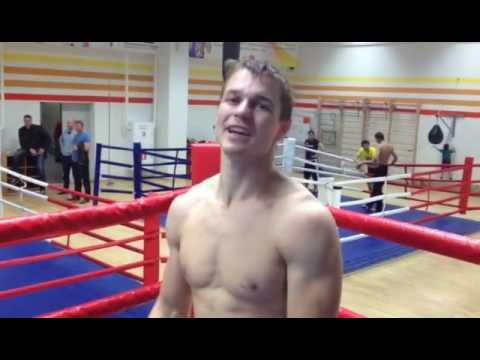 Вечер боев по кикбоксингу среди профессионалов