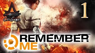 REMEMBER ME - PC Gameplay - Walkthrough (ITA) #1 - Nilin l