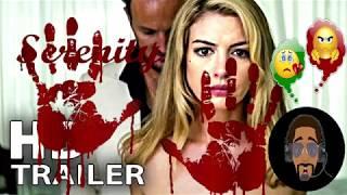 SERENITY Official Trailer (2018) Matthew McConaughey, Anne Hathaway Movie HD - My Reaction
