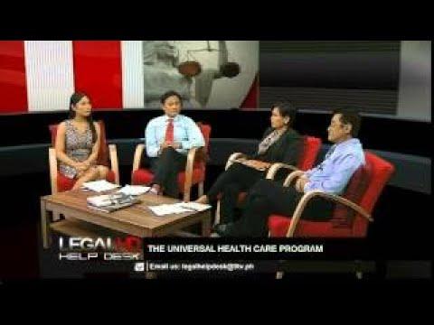 Legal Help Desk Episode 101: Universal Health Care