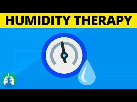 Humidity And Bland Aerosol Therapy 💧 (Chapter 38 Review)