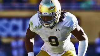 Jaylon Smith || Welcome to Dallas || Notre Dame Highlights