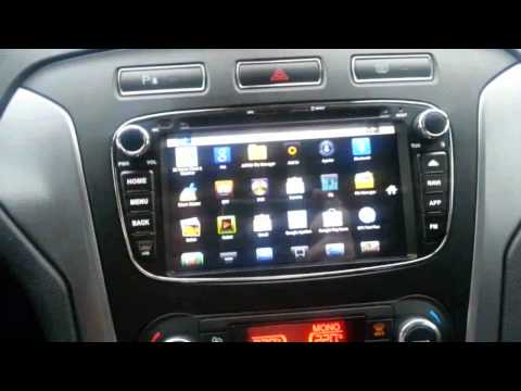 ANDROID FORD MONDEO MULTİMEDYA, DOUBLE DIN