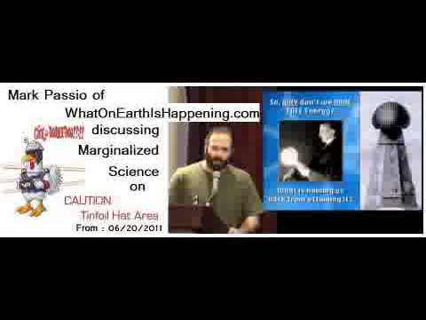 Discussion on Marginalized Science with Mark Passio
